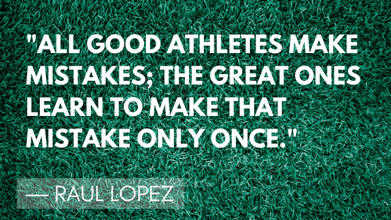 Inspirational soccer quotes - Lopez | Quizzy Kid