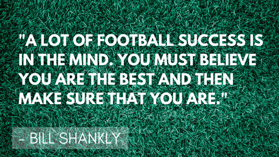 Inspirational soccer quotes - Shankly | Quizzy Kid