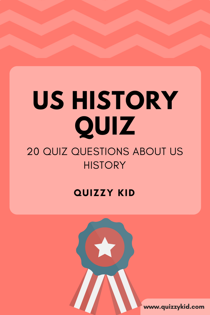How much do you know about the States? Are you a history buff? Have a shot in our quiz.