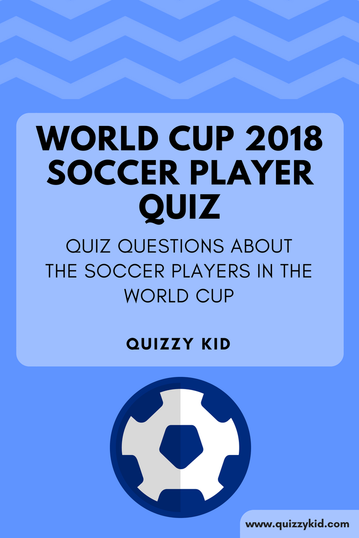 How much do you know about the soccer players in this World Cup? Try out our quiz and see how well you do!