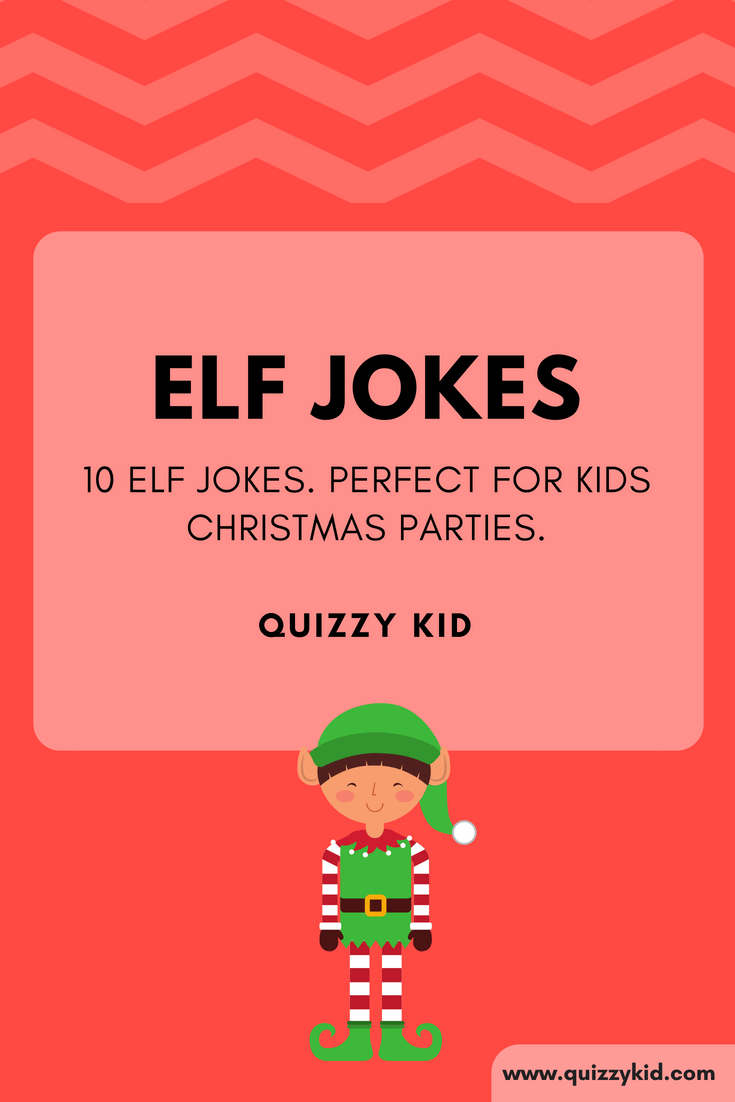 Elf Jokes - Quizzy Kid