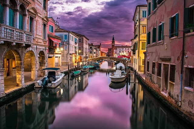 Photo of Venice canals | Interesting facts about Italy Quiz | Quizzy Kid