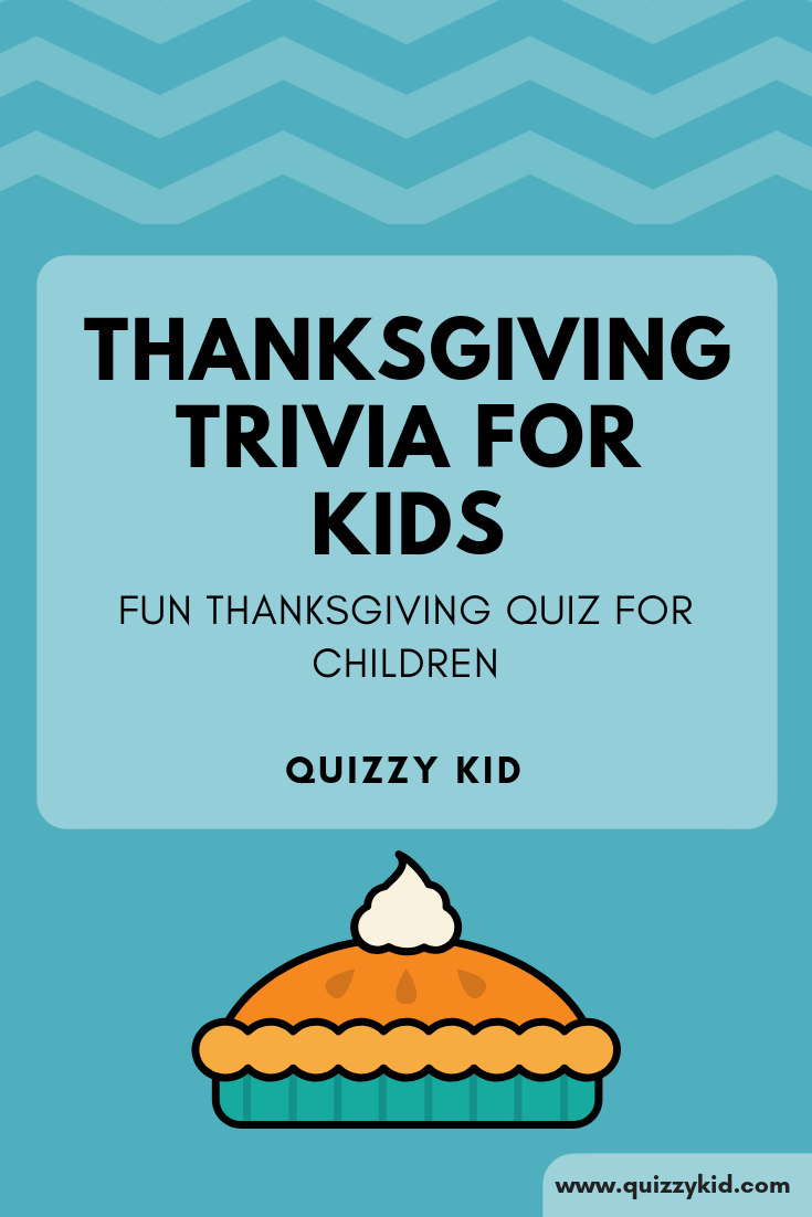 thanksgiving trivia with answers