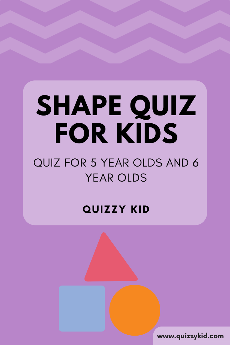 2D shape quiz for kids