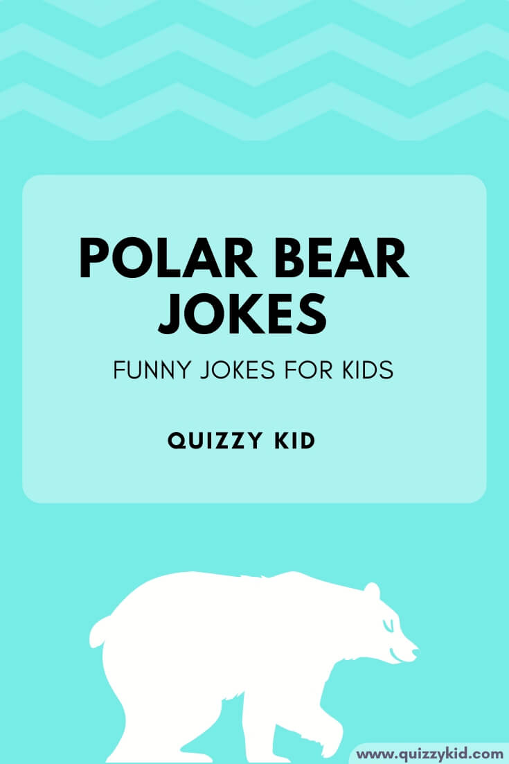 Polar bear jokes for kids